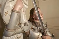 Life Size Sculpture, Joan of Arc From a French Cathedral (19 of 19)