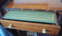 Fine Satinwood Ladies Writing Table / Dressing Table C.1865 (2 of 4)