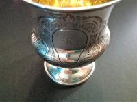 Antique Early Victorian Silver Christening Cup - 1840 (5 of 6)