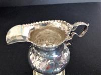 Hester Bateman Antique Georgian Silver Creamer - 1781 (2 of 6)