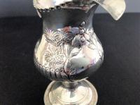 Hester Bateman Antique Georgian Silver Creamer - 1781 (3 of 6)