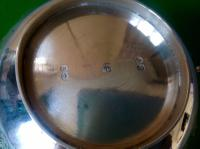 Antique Victorian Silver Gilded Jug -1845 (2 of 7)