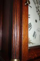 Late 18th Century George III John Cook of Whitchurch Hants 8 Day Grandfather Longcase Clock (3 of 10)