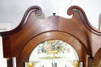 Late 18th Century George III John Cook of Whitchurch Hants 8 Day Grandfather Longcase Clock (9 of 10)