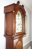 Late 18th Century George III John Cook of Whitchurch Hants 8 Day Grandfather Longcase Clock (10 of 10)
