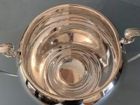 Solid Silver Art Deco Trophy / Cup (3 of 6)