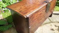 Small 17th Century Oak Coffer (6 of 6)