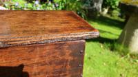 Small 17th Century Oak Coffer (3 of 6)