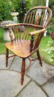 Early 19th Century George III Windsor Chair (5 of 6)