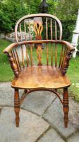 Early 19th Century George III Windsor Chair (3 of 6)