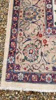 Large Room Size, Signed Antique Persian Tabriz Carpet C1930 (5 of 7)
