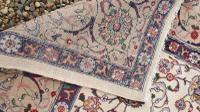 Large Room Size, Signed Antique Persian Tabriz Carpet C1930 (6 of 7)