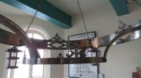Pair of Arts & Crafts Style Chandeliers, Early 20th Century (4 of 18)