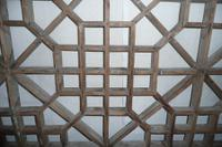 19th Century Astragal Wooden Screen (3 of 5)