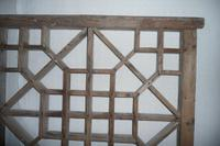 19th Century Astragal Wooden Screen (4 of 5)