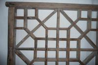 19th Century Astragal Wooden Screen (5 of 5)