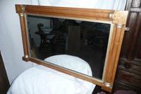 Regency Overmantle Mirror