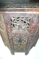 Moorish-Anglo Indian Table (5 of 6)