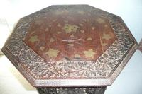 Moorish-Anglo Indian Table (4 of 6)