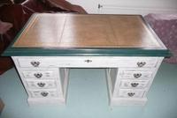 Decorative Painted Vintage Desk C..1880