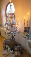 Pair of Very Large Candelabra (Late 19C.) (8 of 8)