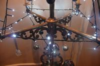 Pair of Very Large Candelabra (Late 19C.) (3 of 8)