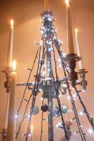 Pair of Very Large Candelabra (Late 19C.) (5 of 8)
