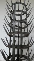 French Revolving Bottle Drying Rack Late 19th Century (8 of 14)