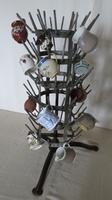French Revolving Bottle Drying Rack Late 19th Century (5 of 14)