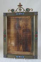 Brass Decorative Frame C.1900