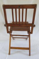 """A Pair of """"Brevetti Reguitti """" Chairs  C.1950 (4 of 21)"""