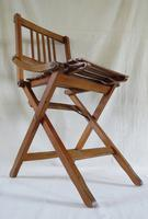 """A Pair of """"Brevetti Reguitti """" Chairs  C.1950 (11 of 21)"""