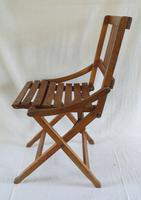 """A Pair of """"Brevetti Reguitti """" Chairs  C.1950 (5 of 21)"""