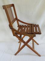 """A Pair of """"Brevetti Reguitti """" Chairs  C.1950 (3 of 21)"""