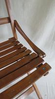 """A Pair of """"Brevetti Reguitti """" Chairs  C.1950 (10 of 21)"""