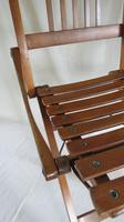 """A Pair of """"Brevetti Reguitti """" Chairs  C.1950 (8 of 21)"""
