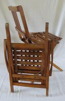 """A Pair of """"Brevetti Reguitti """" Chairs  C.1950 (17 of 21)"""