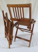 """A Pair of """"Brevetti Reguitti """" Chairs  C.1950 (16 of 21)"""
