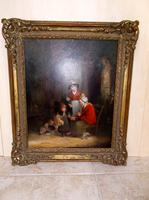 Lovely Oil Painting, by William Shayer 1821