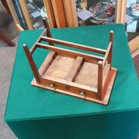 Scottish Salesman's Sample Side Table C.1860 (2 of 6)