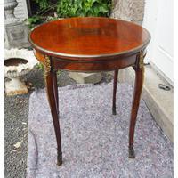 Mid 19th Century Kingwood & Ormulu Centre Table