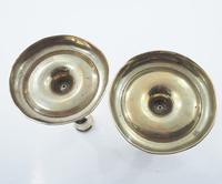 Pair of Early 18th Century Brass Candlesticks (5 of 5)
