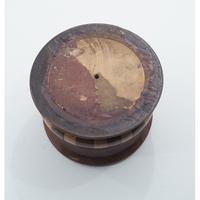 Super Dutch Inlaid Walnut Tobacco Box (5 of 5)
