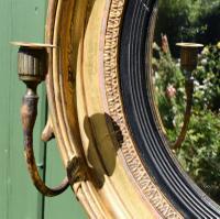 Fine Regency Convex Mirror (5 of 9)