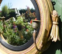 Fine Regency Convex Mirror (6 of 9)