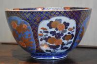 Superb Large Fukagawa Porcelain Bowl (2 of 11)
