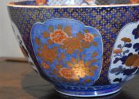 Superb Large Fukagawa Porcelain Bowl (3 of 11)