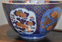 Superb Large Fukagawa Porcelain Bowl (4 of 11)