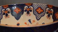 Superb Large Fukagawa Porcelain Bowl (5 of 11)