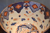 Superb Large Fukagawa Porcelain Bowl (7 of 11)